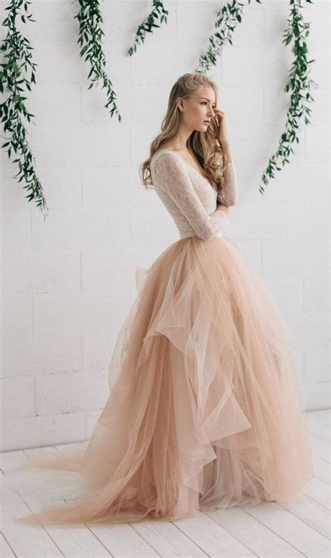 Best 20  Tulle wedding skirt ideas on Pinterest   Ethereal
