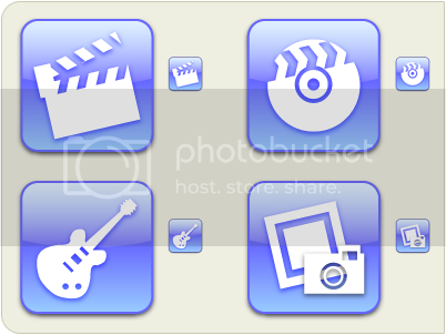 iPhonica icons