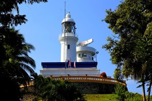 Tanjung Tuan Lighthouse, the oldest in the Malaysian Peninsula