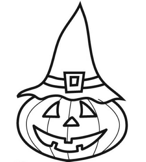 gratis malvorlagen halloween kürbis  ausmalbilder