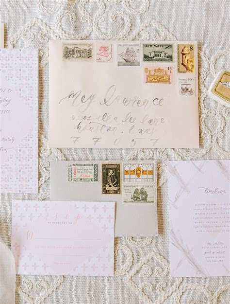 Comparing Wedding Postage Options   Standard USPS Postage