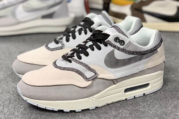 "bbbcc4ef743 The Nike Air Max 1 ""Inside Out"" Completely Flips The Construction"
