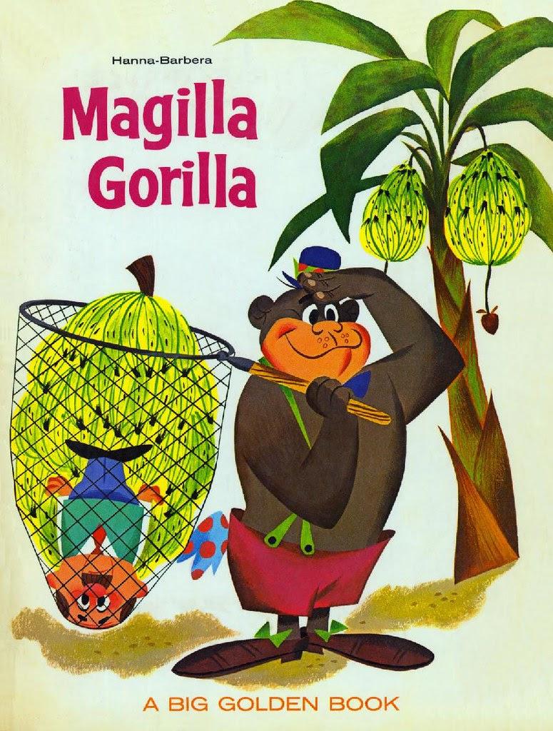 Magilla Gorilla001
