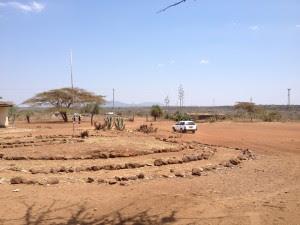 Kimuka Village Schoolyard