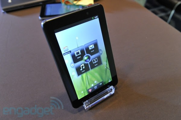 Lenovo announces IdeaPad A1, the $199 Android tablet, we go hands-on (video)