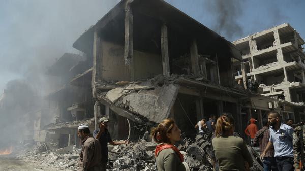 El ataque fue reivindicado por el grupo terrorista Estado Islámico (AFP)