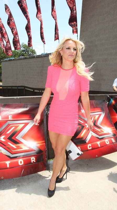 The X-Factor auditions - May 24, 2012, Britney Spears