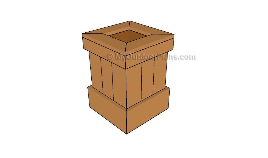 Planter Box Plans |