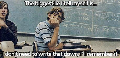 Biggest Lie In My College Life Funny Pictures Quotes Pics