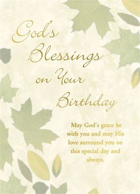 Gods Blessings On Your Birthday   Wishes, Greetings