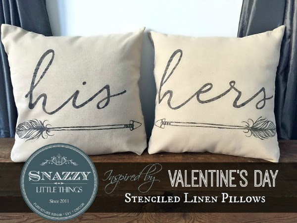 Stenciled-Linen-Pillow-Covers-1
