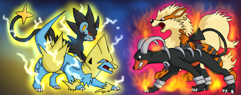 Pokemon Showdown  commission by IcelectricSpyro on DeviantArt