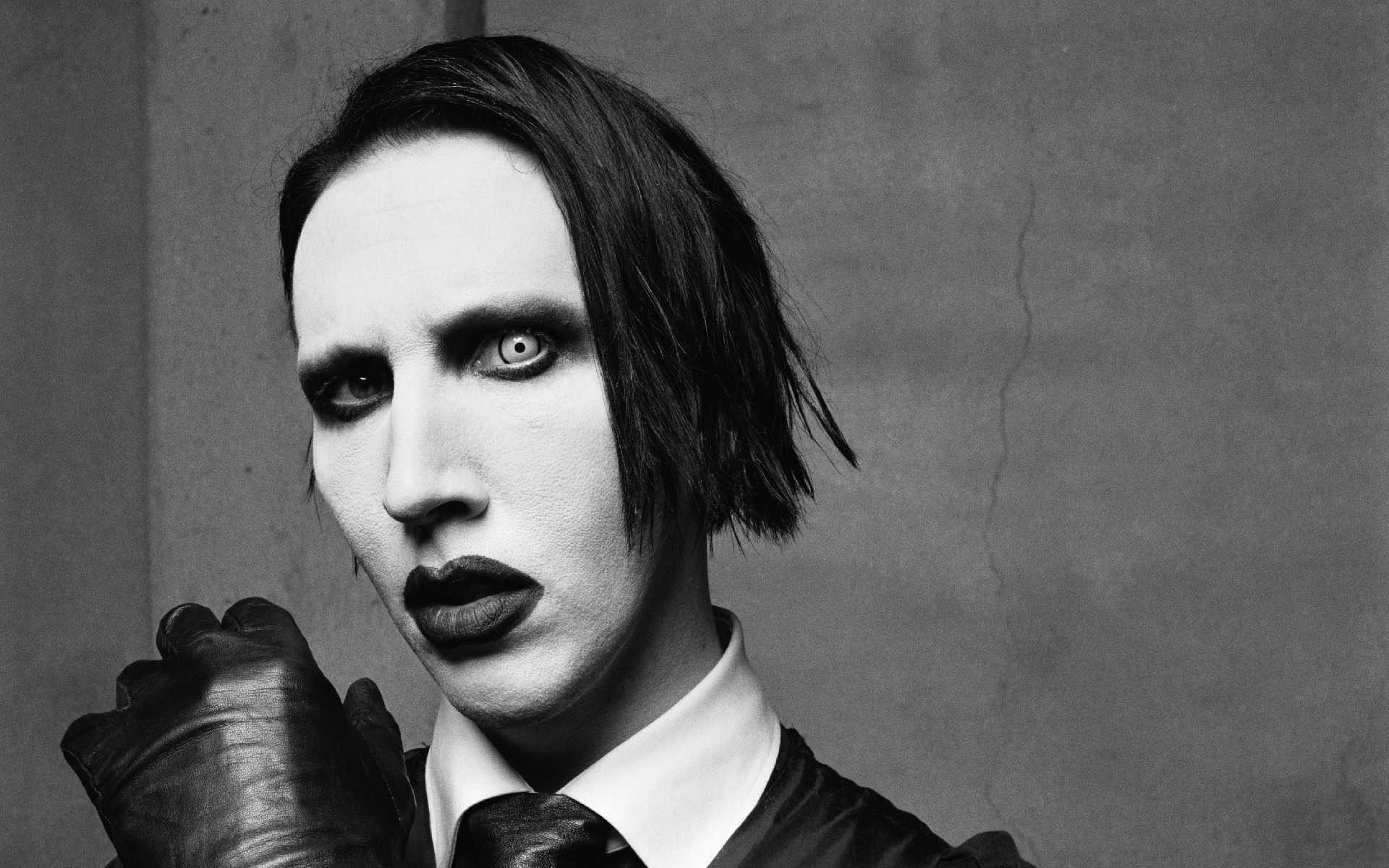 Marilyn Manson Wallpaper 57 Images