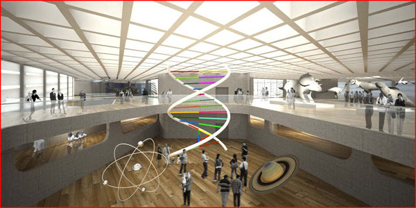 Image result for modern science center