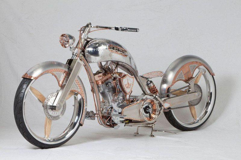 Daytona Beach Motorcycle Show Hosts The Ultimate Custom Bike Builder Championship News  Top Speed
