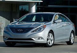 Recall: 2011 Hyundai Sonata--steering column problem