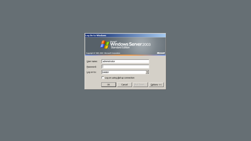 Parte de Internet sigue corriendo en Windows Server 2003