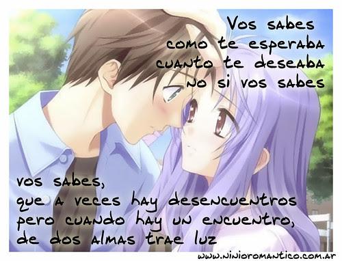 Anime Ninio Romantico