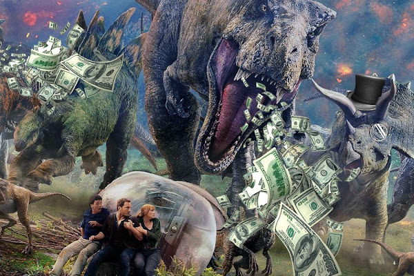 f66a813c Jurassic World: Fallen Kingdom Was A Box Office Success