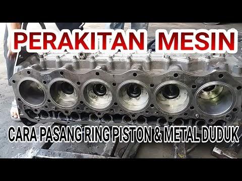 Cara Mengganti Metal Jalan Dan Duduk Tanpa Turun Mesin Seputar Mesin