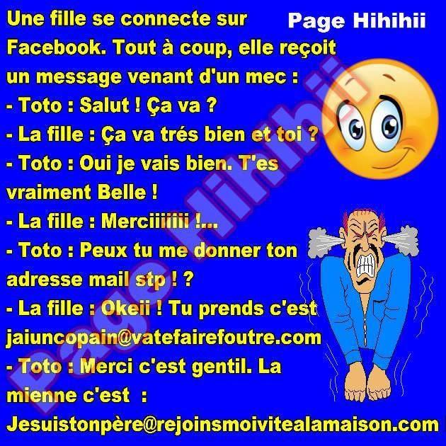 Blague Photo De Profil Facebook