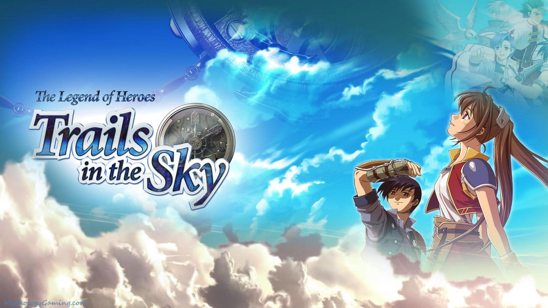 Trails In The Sky Wallpaper Falcom