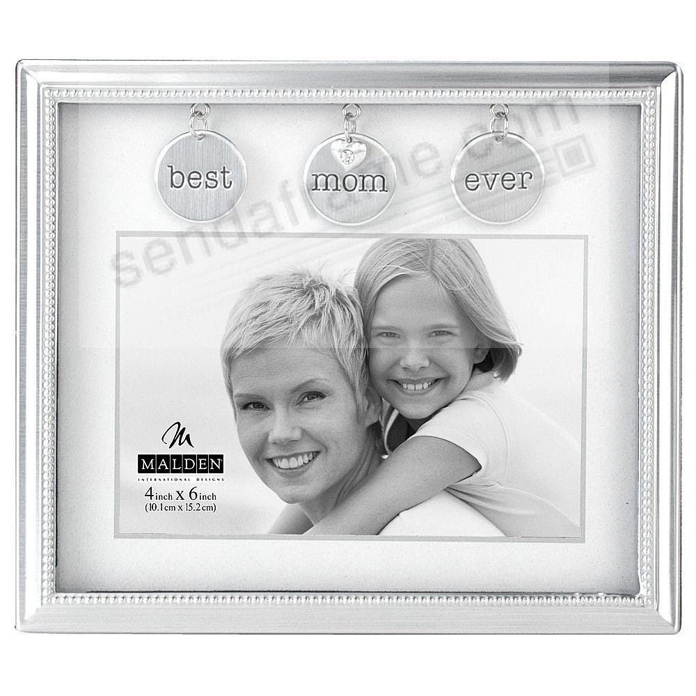 Best Mom Ever Matted Charms Frame By Malden Picture Frames Photo