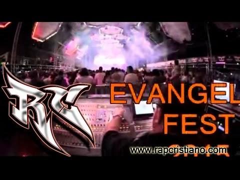 Evangelist Fest 2015 | Gospel Reggae Panamá
