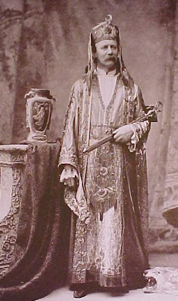 Shrine LuLu, 1903