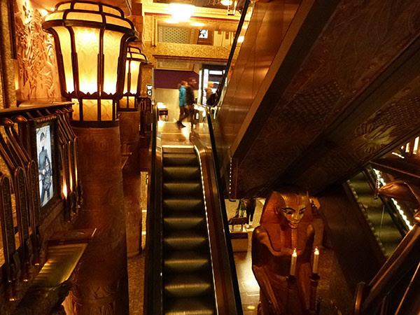 escaliers harrods