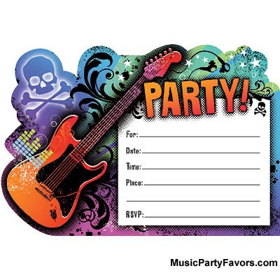 Camping birthday party ideas where can i make my sons birthday birthday party invitations for free on invitations music party music theme filmwisefo