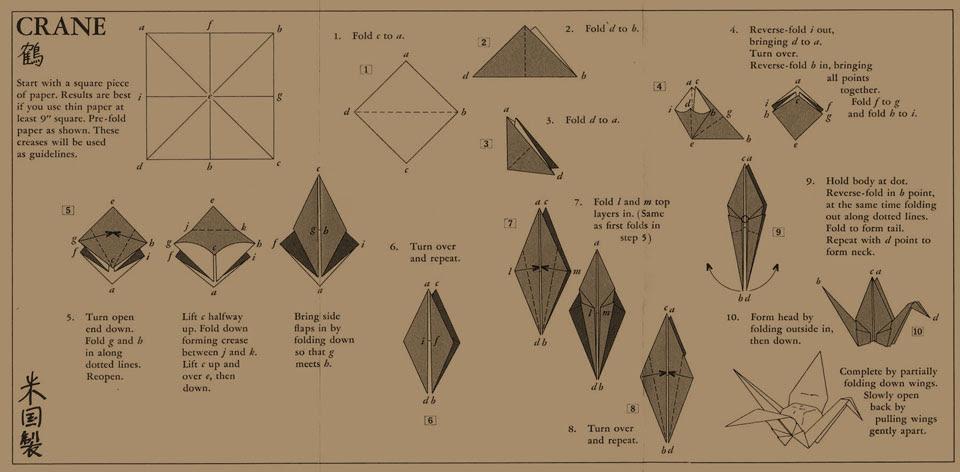 Haz Tu Grulla Un Origami Un Euro