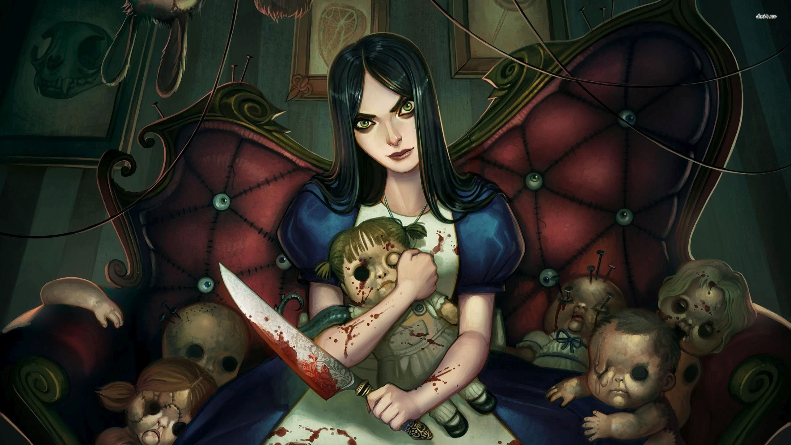 Alice Madness Returns Wallpapers 23 Wallpapers Adorable Wallpapers