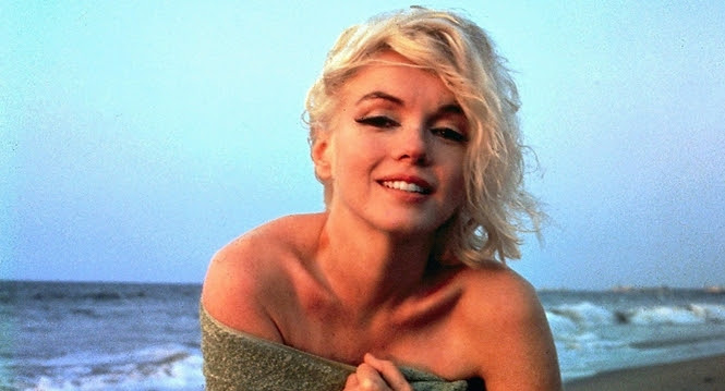 A última sessão de fotos que Marilyn Monroe fez