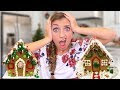 gingerbread house decorating ideas christmas