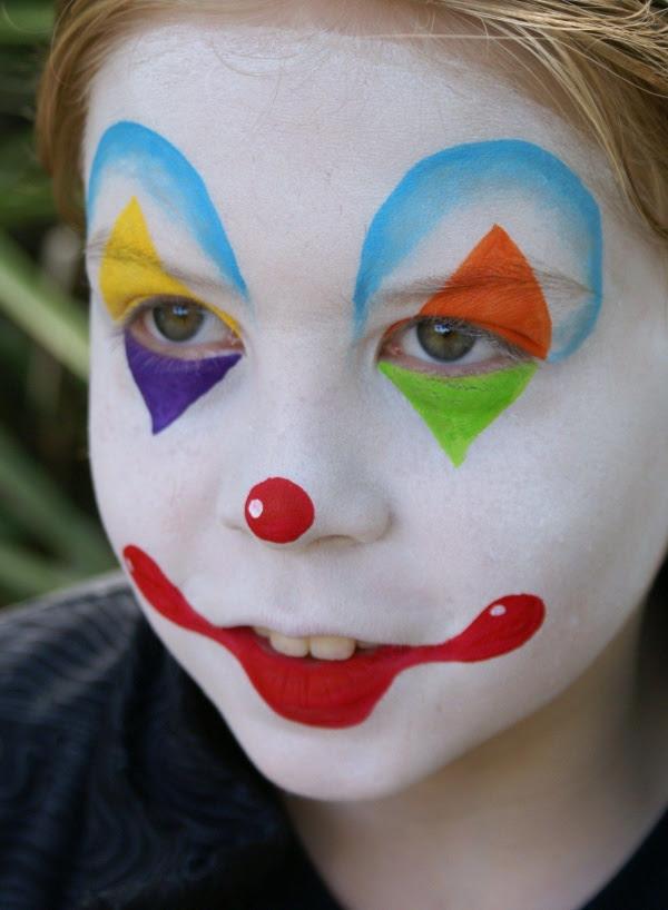 Easy Cheek Face Paint Designs