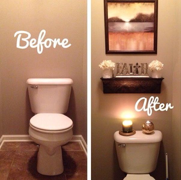 Diy Tiny Bathroom Decor Ideas