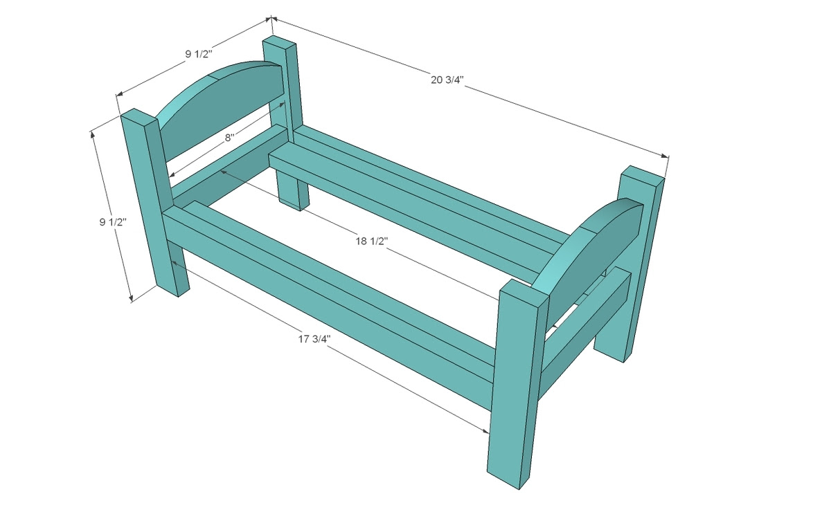 Woodworking Plans For Doll Bunk Beds Grab This Woodworking Plans