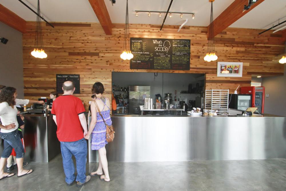 Inside Whatrsquos The Scoop Ice Cream Shop Portland Monthly