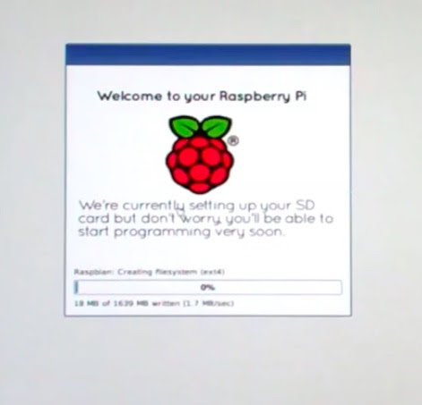 raspberry pi noobs setup 3