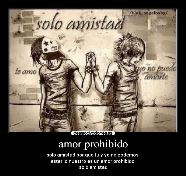 Amor Prohibido Desmotivaciones