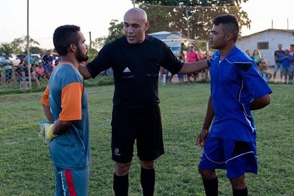 Árbitro de futebol é morto a tiros em Parazinho