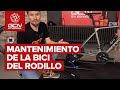 Óscar Pujol nos da consejos para el mantenimiento de la bici del rodillo