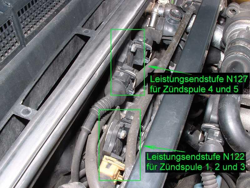 Audi 80 B4 Schaltplan Z U00fcndung
