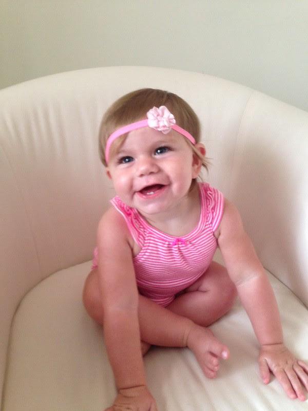 sydney 8 months