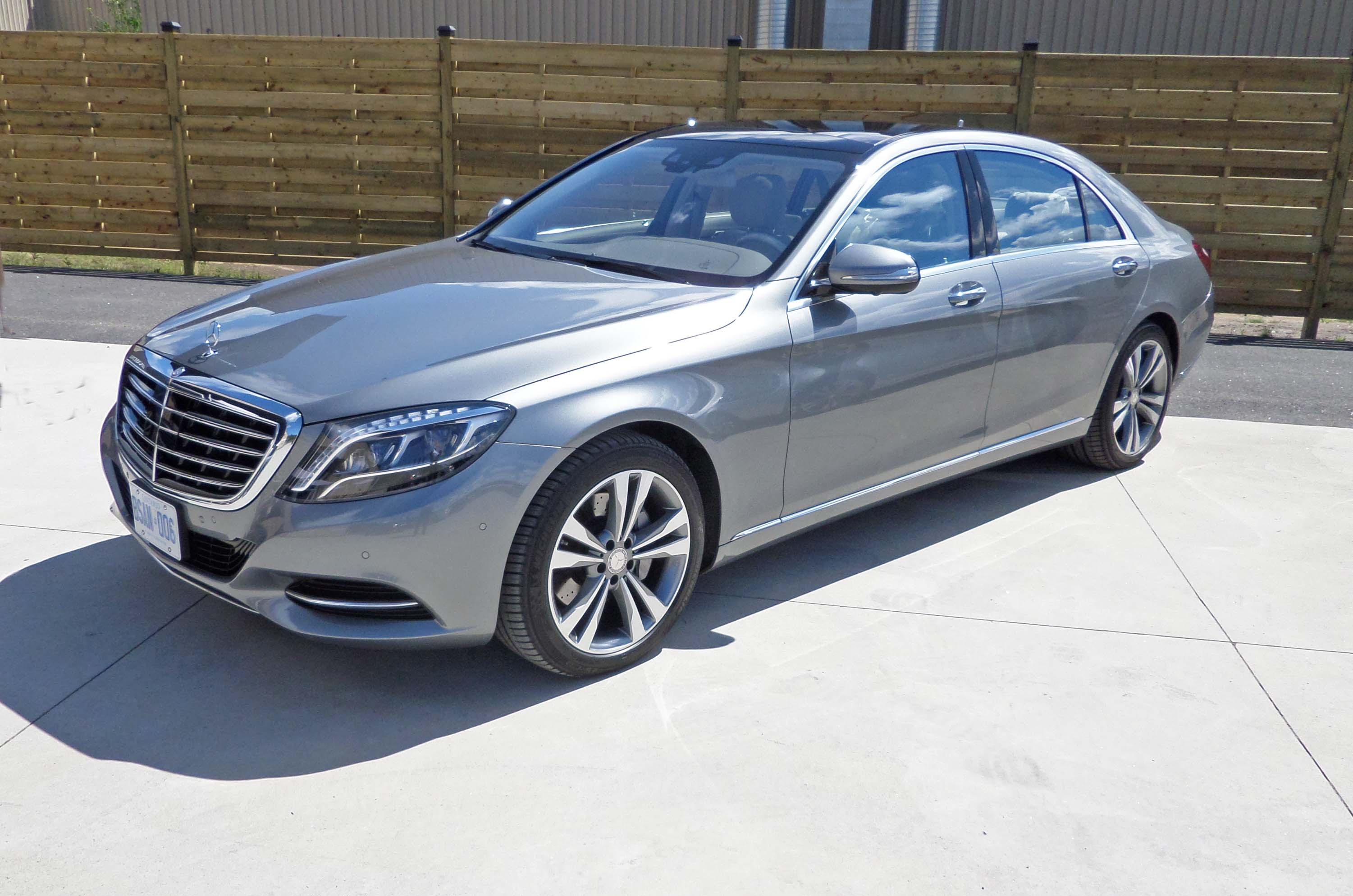 2014 Mercedes-Benz S-Class Test Drive | Our Auto Expert