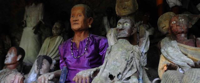 Ma' Nene', Ritual Unik Suku Toraja
