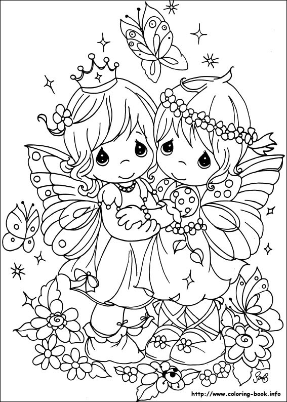 90 Precious Moments Boy And Girl Coloring Pages , Free HD Download