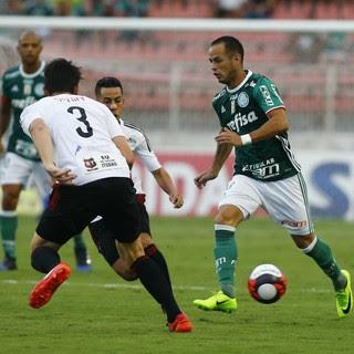 Guerra; Ituano x Palmeiras (Foto: Futura Press)