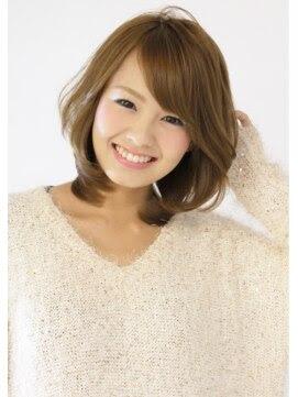 ミセスヘアカタログ セミロング - 【2016年春版】ミセスのヘアスタイル・髪型|BIGLOBEヘアカタログ